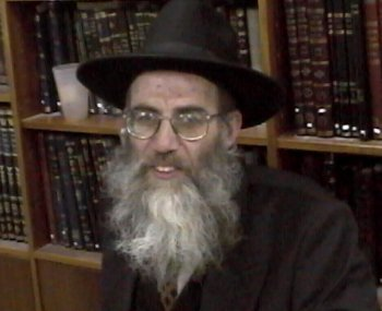 Rabbi Dovid Bloom shlit'a